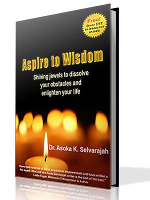 Aspire To Wisdom by Asoka Selvarajah