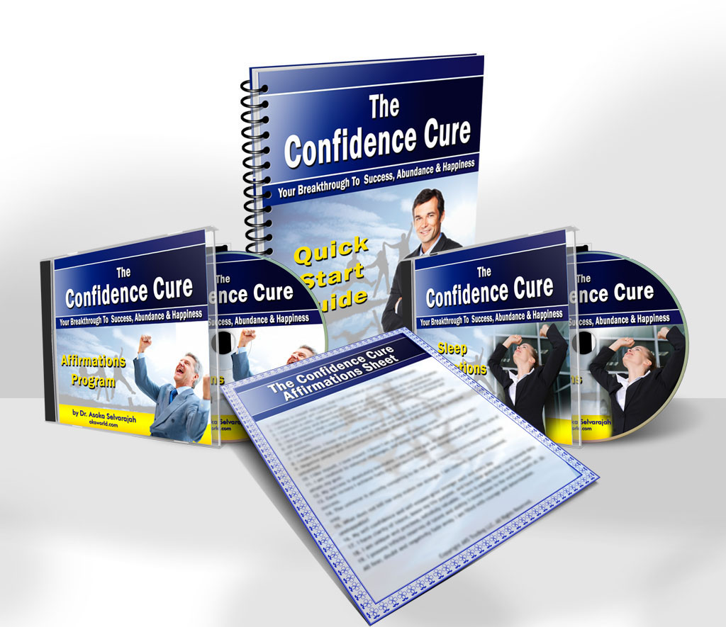 The Confidence Cure Full Product