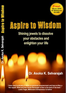 Aspire To Wisdom book cover
